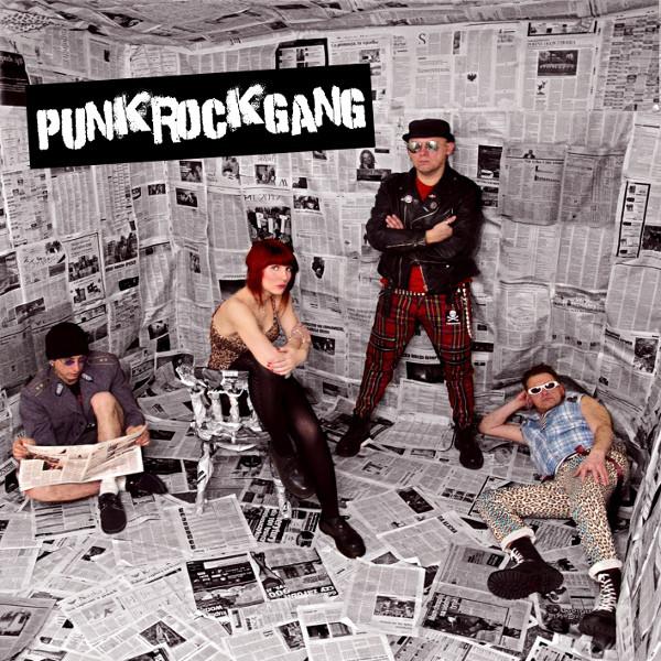 Punk Rock Gang – Punk Rock Gang Lp