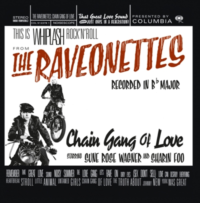 Raveonettes, The - Whip It On Cd