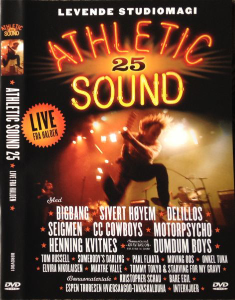 Athletic Sound 25 (DVD)
