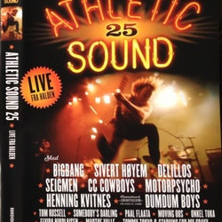 Athletic Sound 25 (DVD)