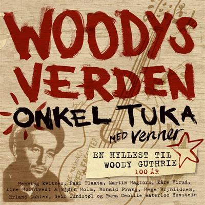 Onkel Tuka med venner – Woodys verden Cd
