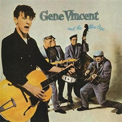 Gene Vincent & his blue caps - Gene Vincent & his blue caps Lp