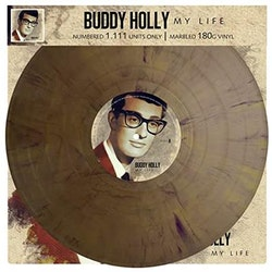 Buddy Holly - My life Limited marble collection vinyl Lp