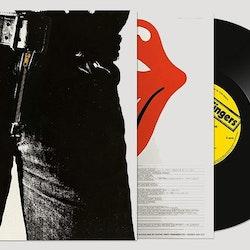 Rolling Stones - Sticky Fingers - Half Speed Master (VINYL - 180 gram)  Lp