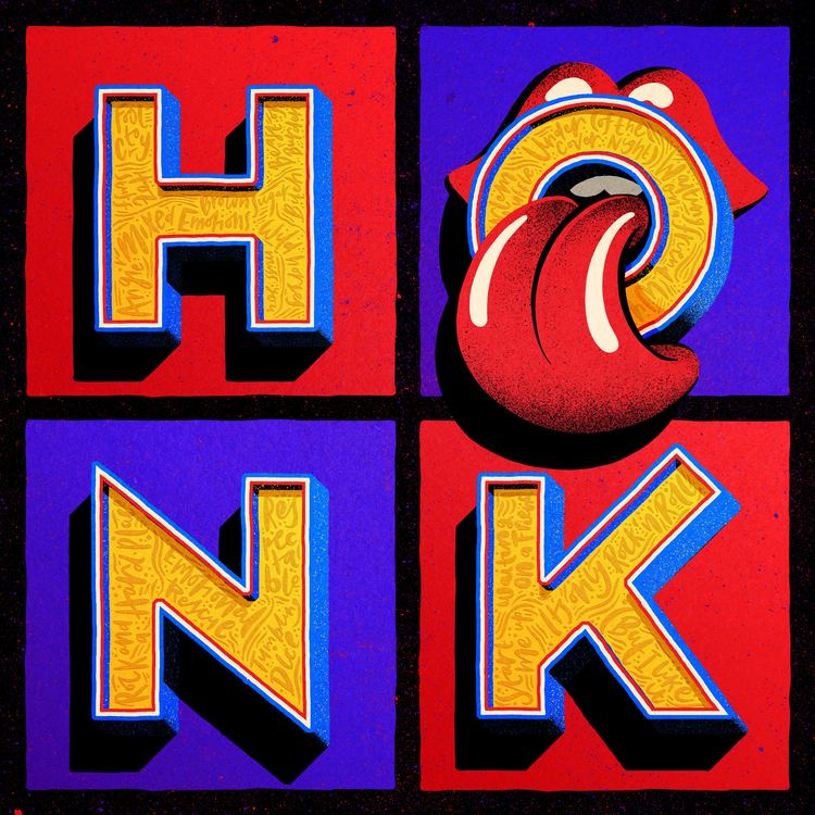 Rolling Stones, The - Honk (2CD)