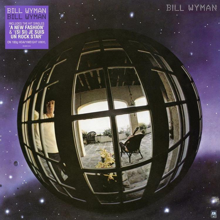 Bill Wyman - Bill Wyman Lp