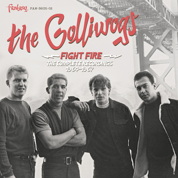 Golliwogs, The – Fight Fire (The Complete Recordings 1964-1967) Cd