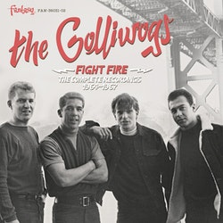 Golliwogs, The ‎– Fight Fire (The Complete Recordings 1964-1967) Cd