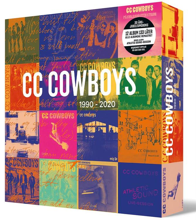 CC Cowboys – 1990-2020 - Limited Edition (12CD)