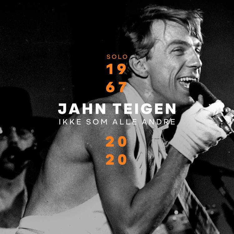Jahn Teigen - Ikke Som Alle Andre - Solo 1967-2020 (20cd)