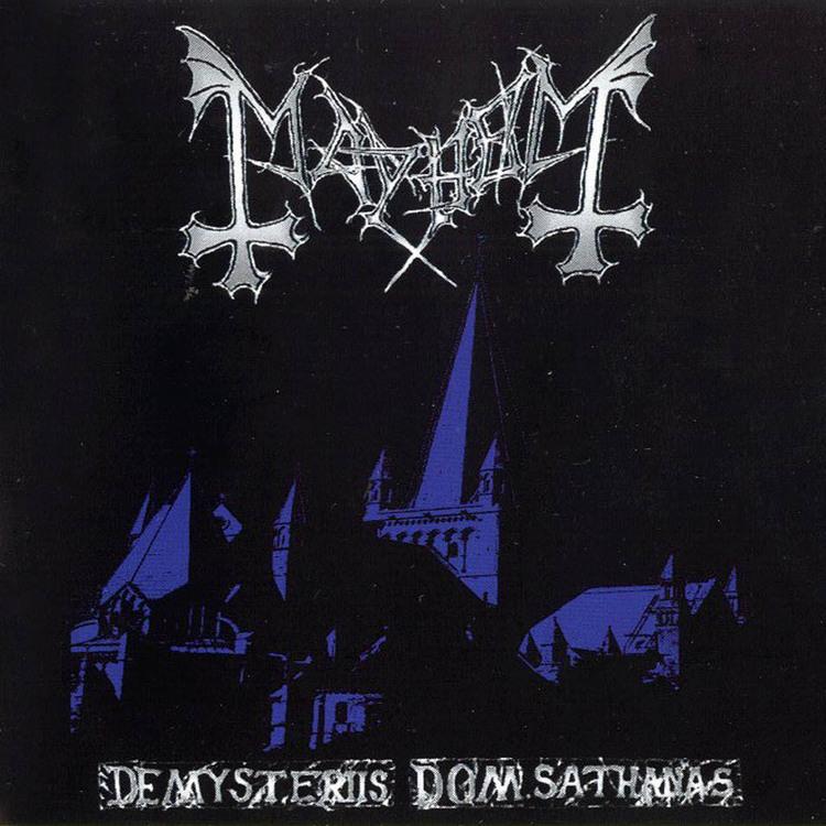 Mayhem – De Mysteriis Dom Sathanas  Cd