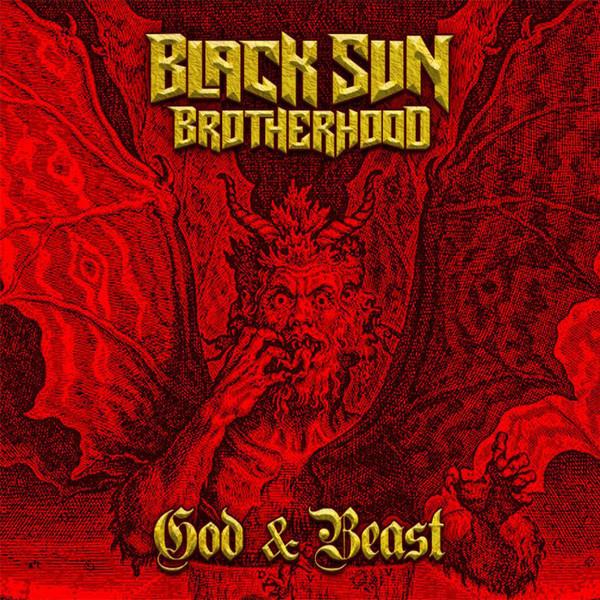 Black Sun Brotherhood – God & Beast  LP