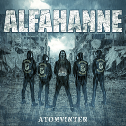 Alfahanne - Atomvinter Lp