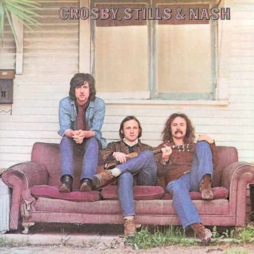 Crosby, Stills & Nash – Crosby, Stills & Nash Lp/Farget vinyl Limited Edition