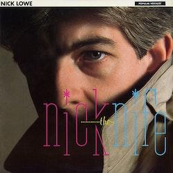 Nick Lowe  – Nick The Knife Lp + 7''