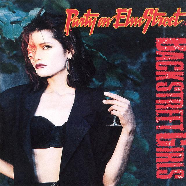 Backstreet Girls - Party On Elm Street (Remastered) Cd