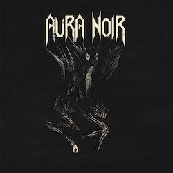 Aura Noir – Aura Noire - Limited Edition rød Lp