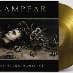 Kampfar ‎– Ofidians Manifest - Limited Edition Gull vinyl Lp