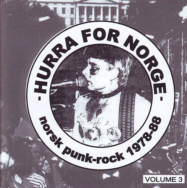Various – Hurra For Norge - Norsk Punk-Rock 1978-88, Volume 3 cd