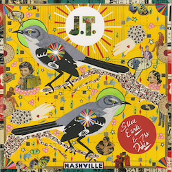 Steve Earle - J.T. - Nordic Edition  Lp
