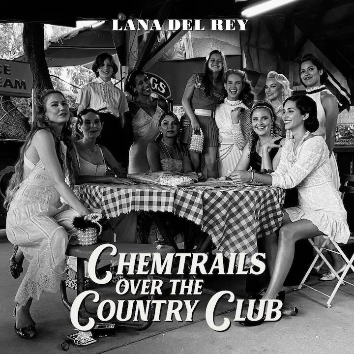 Lana Del Rey – Chemtrails Over The Country...- LTD (LP)