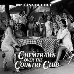 Lana Del Rey ‎– Chemtrails Over The Country...- LTD (LP)