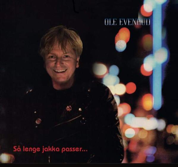 Ole Evenrud – Så Lenge Jakka Passer... Cd