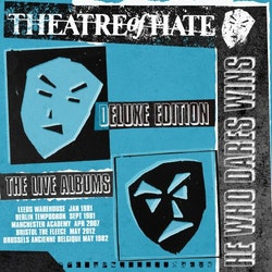 Theatre Of Hate - He Who Dares Wins Deluxe Box Set (5CD)