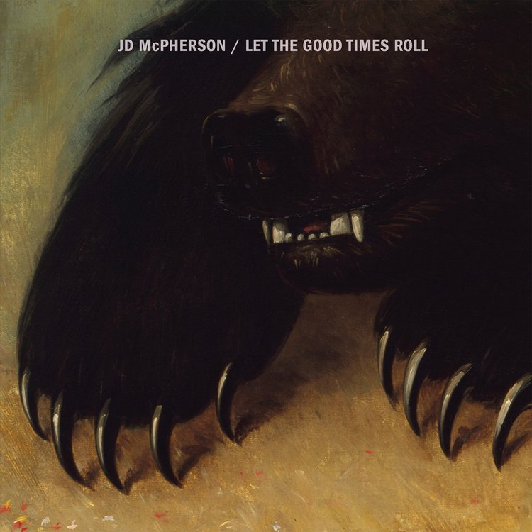 JD McPherson - Let The Good Times Roll Lp