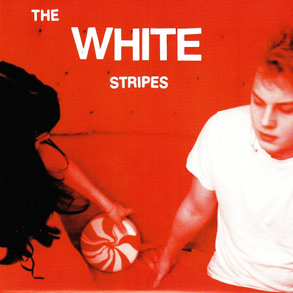 White Stripes, The –  Let's Shake Hands 7''