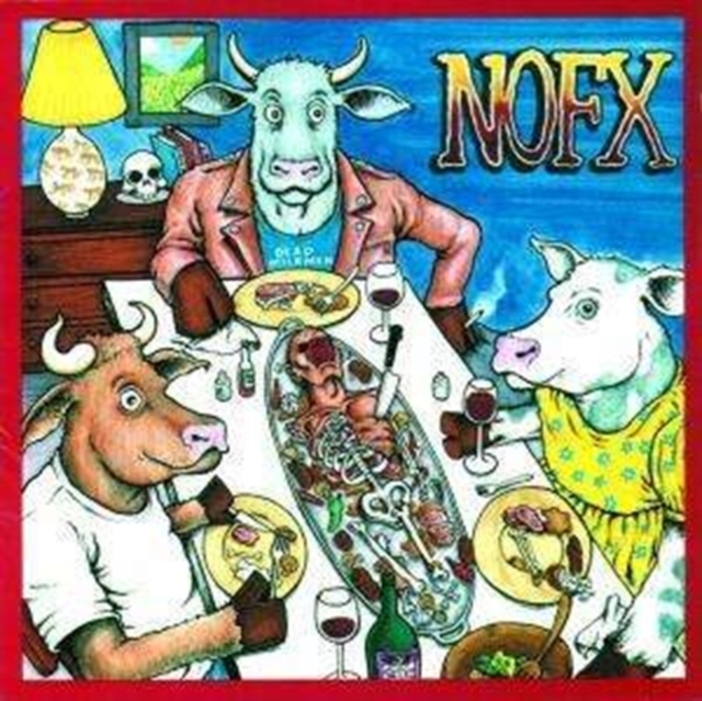 NOFX - Liberal AnimationCd