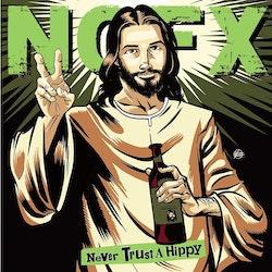 NOFX - Never Trust A Hippy  vinyl 10''