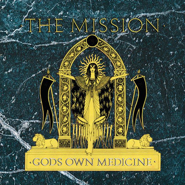 Mission, The - Gods Own Medicine Lp