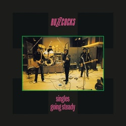 Buzzcocks - Singles Going Steady  Lp
