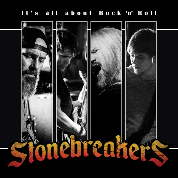 Stonebreakers  – It's All About Rock 'N' Roll Lp