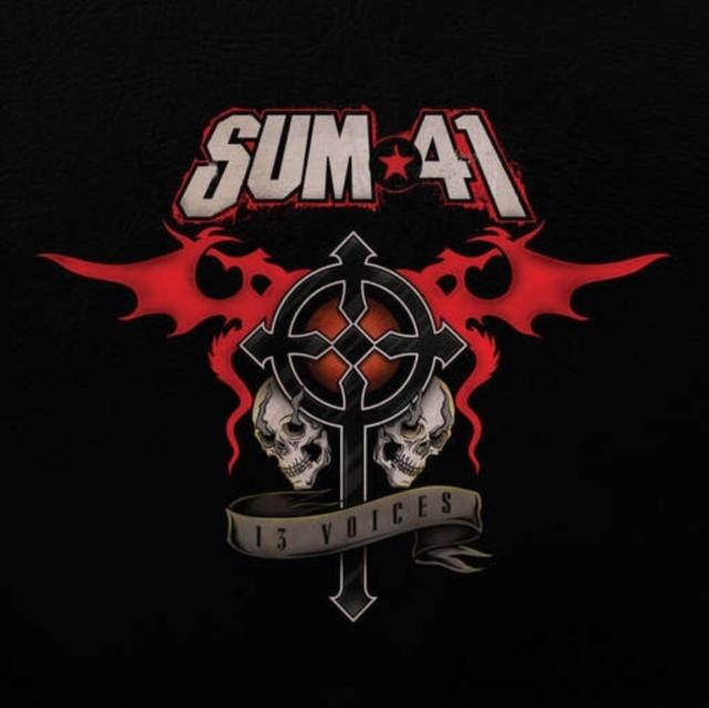 Sum 41 – 13 Voices Lp