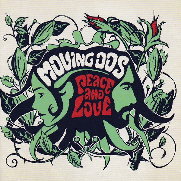 Moving Oos – Peace And Love  Cd digipack