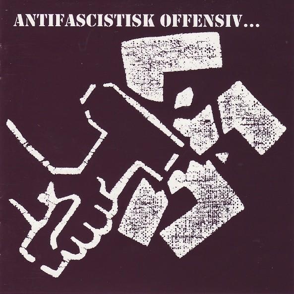 Various – Antifascistisk Offensiv Cd