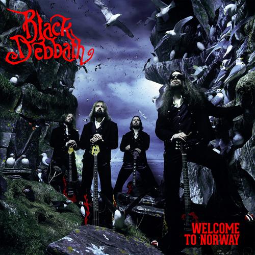 Black Debbath – Welcome To Norway  LP