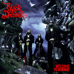 Black Debbath ‎– Welcome To Norway  LP