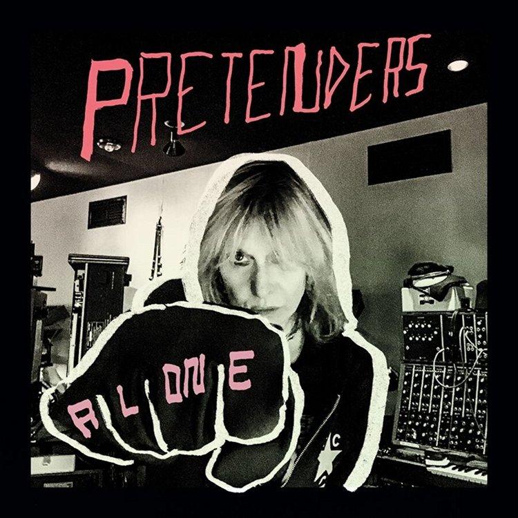 Pretenders, The - Alone Lp