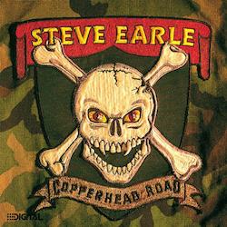 Steve Earle - Copperhead Road  Lp