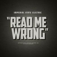 Imperial State Electric - Read me wrong 12''