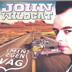 John Wildcat - Min egen väg Cd digi