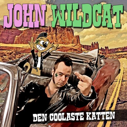 John Wildcat – Den coolaste katten Cd