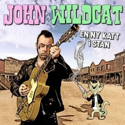 John Wildcat – En ny katt i stan Cd