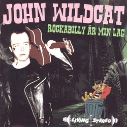 John Wildcat – Rockabilly är min lag Cd
