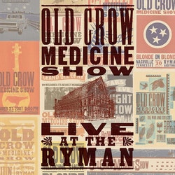 Old Crow Medicine Show ‎– Live At The Ryman Lp