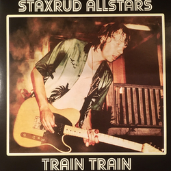 "Staxrud All Stars ‎– Train Train / Money - LTD GRØNN (7"")"