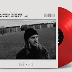 Erlend Ropstad – Da himmelen brant var alle hunder stille - Limited Edition Rød Lp